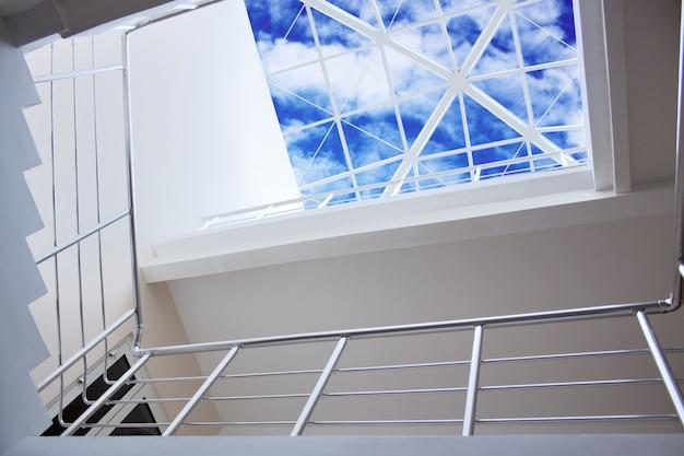 Céu da janela