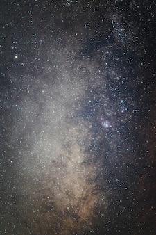 Céu estrelado sobre a noite estrelada
