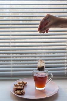 Chá café da manhã