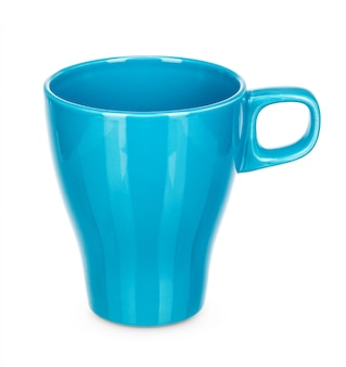 Chá de cerâmica ou xícaras de café