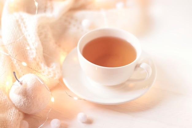 Chá de outono ou inverno
