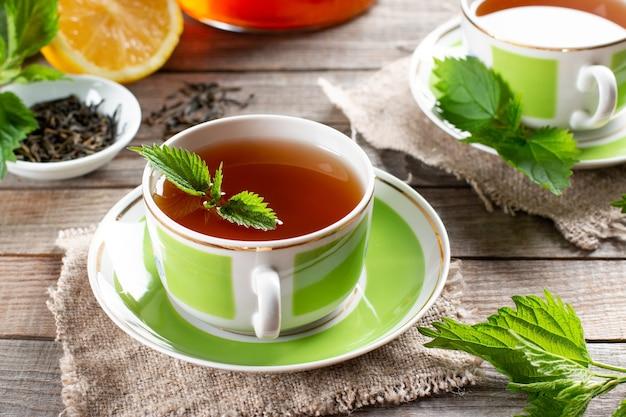 Chá de urtiga