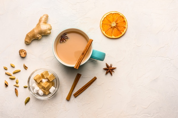 Chá masala chai
