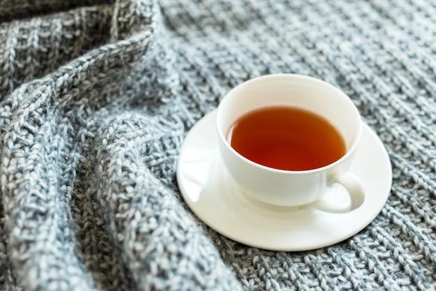 Chá na cama