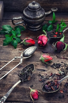 Chá perfumado