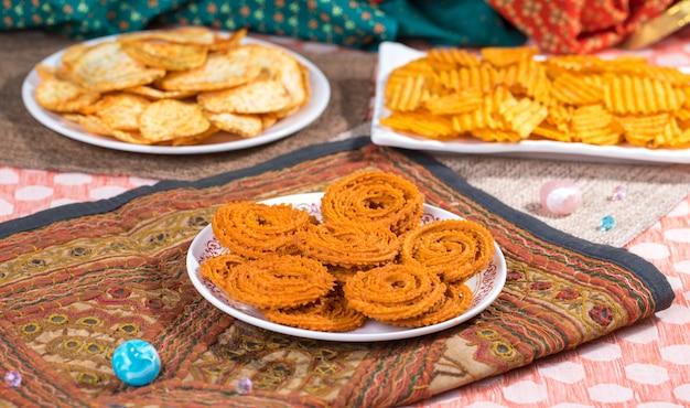 Chakali snack