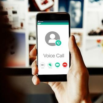 Chamada de voz
