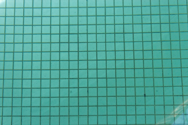 Chão da piscina