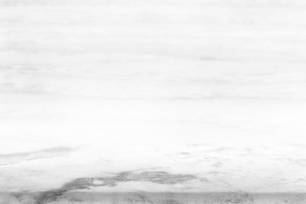 Chão de cimento grunge com branco