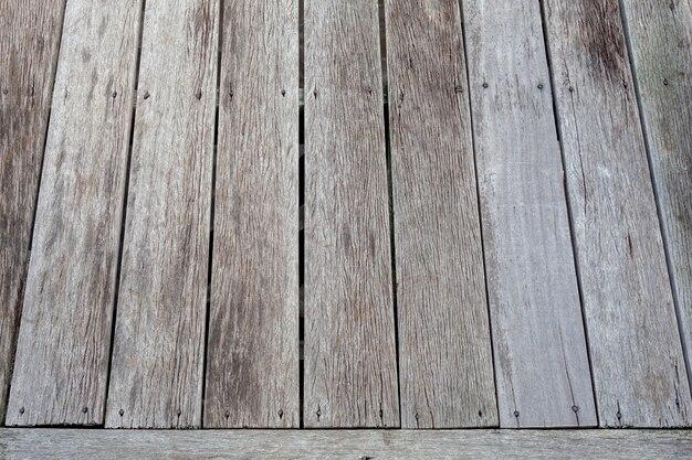Chão de mesa de madeira natural