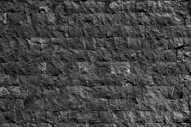 Chão de pedra de tijolo