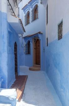 Chaouen a cidade azul de marrocos