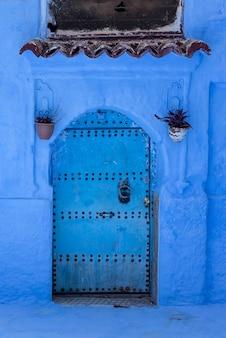 Chaouen a cidade azul