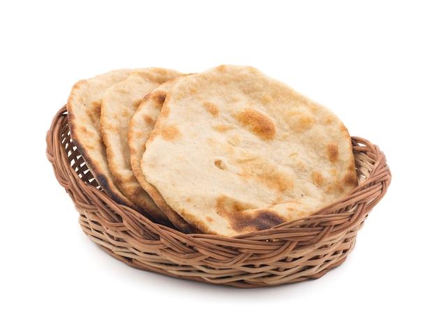 Chapati ou tanturi roti