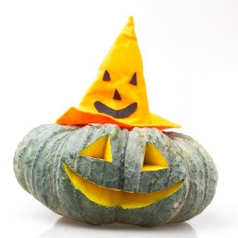 Chapéu de bruxa para o halloween