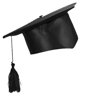 Chapéu de formatura, conceito de educação