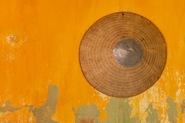 Chapéu de tradição vietnamita e cultura tradicional
