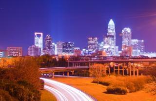 Charlotte a cidade rainha