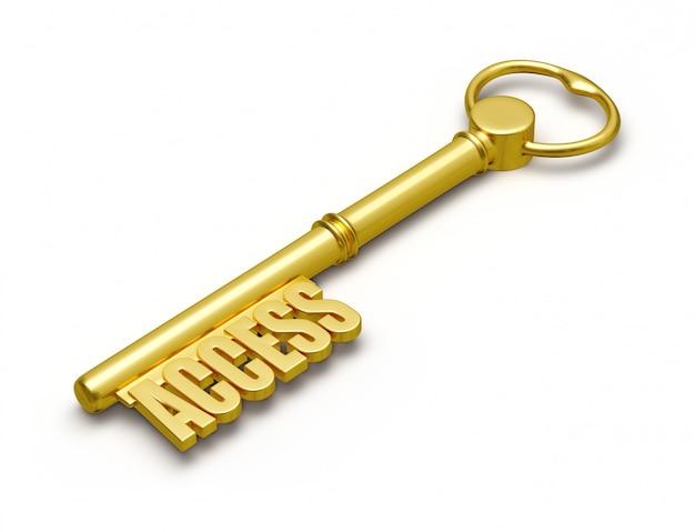 Chave de acesso