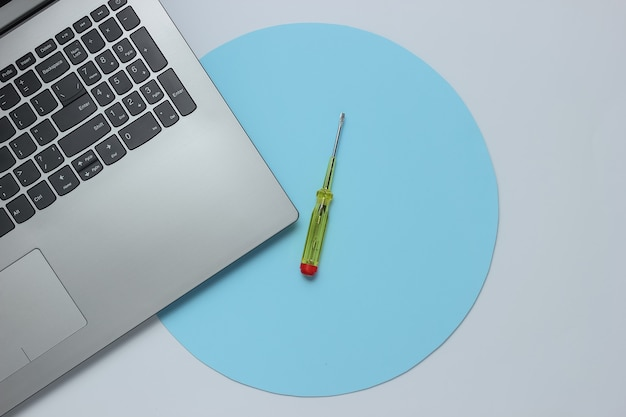 Chave de fenda para laptop de conserto de laptop do centro de serviços