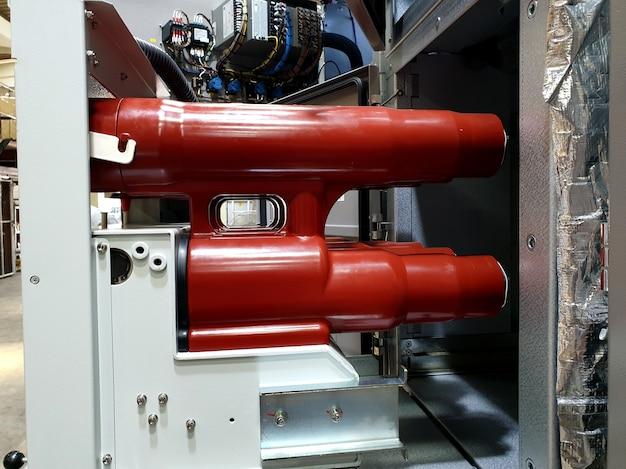 Chave interruptora de carga de média tensão lbs na subestação