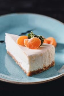 Cheesecake de nova iorque