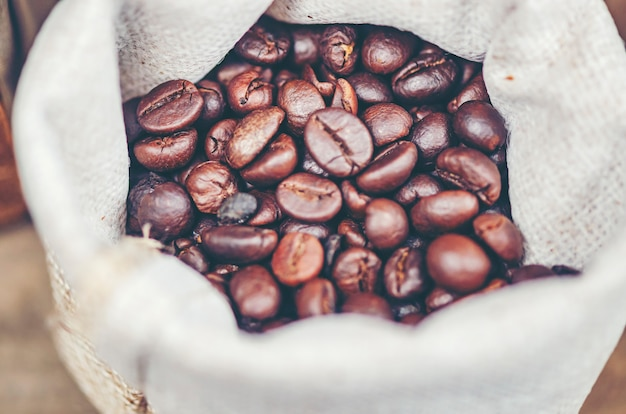 Cheiro de café moído na hora