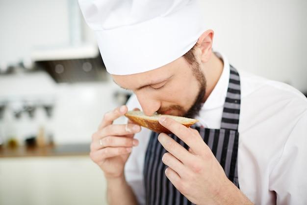 Cheiro de pão