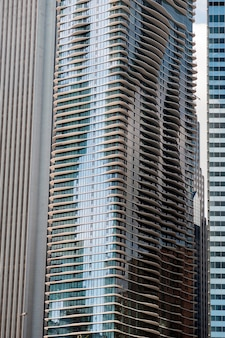 Chicago, aqua building
