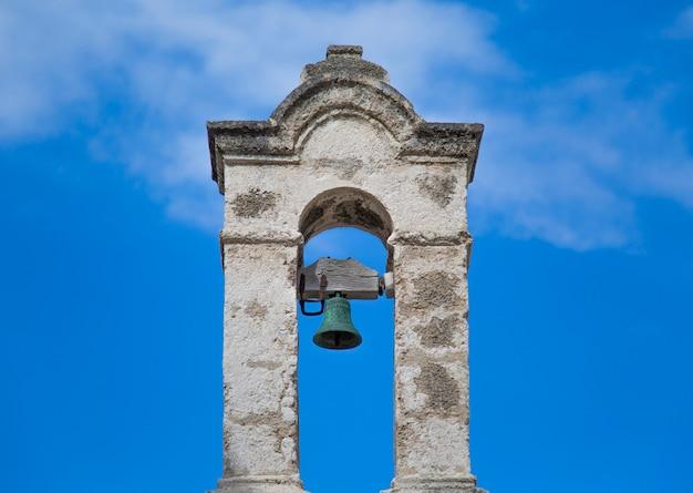 Chiesetta di santo stefano em polignano a mare, itália