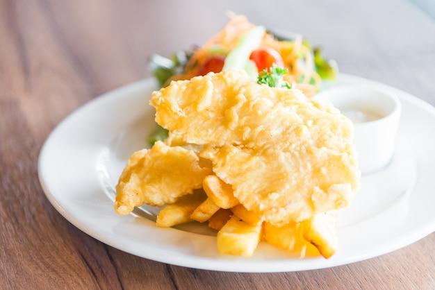 Chip de peixe