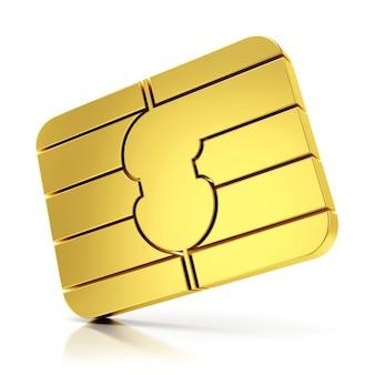 Chip do cartão sim
