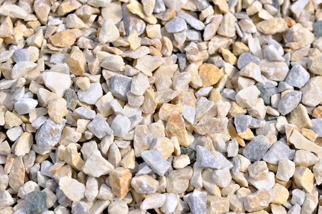 Chips de quartzito decorativos