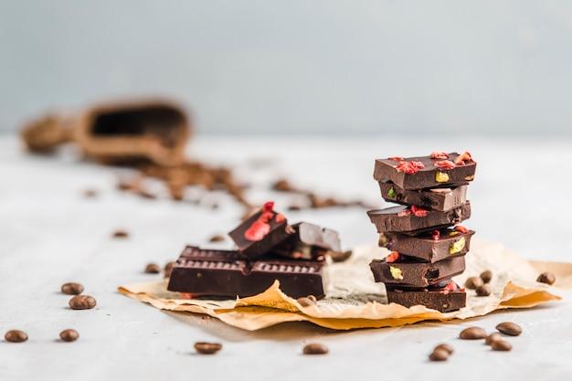 Chocolate cru