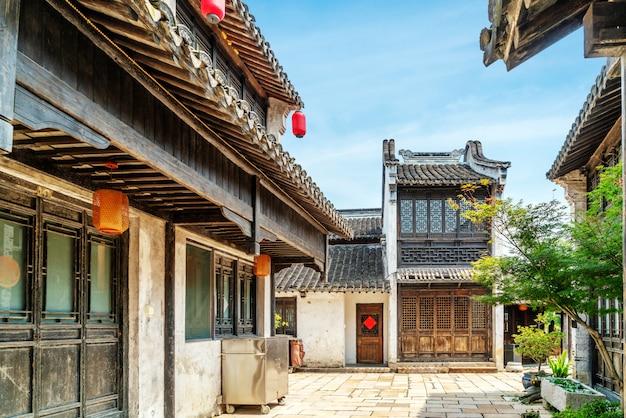 Cidade aduaneira histórica chinesa