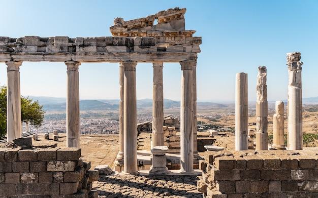 Cidade antiga de pergamon