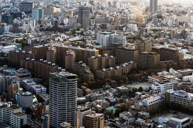Cidade de tóquio, japão