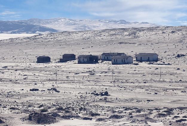 Cidade fantasma - kolmanskop - cidade fantasma mais popular da namíbia