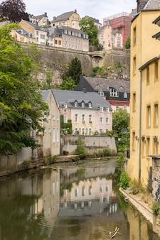 Cidade luxemburguesa, centro cidade