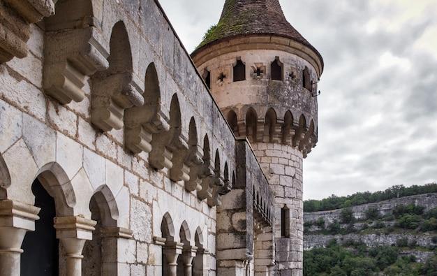 Cidade medieval rocamadour