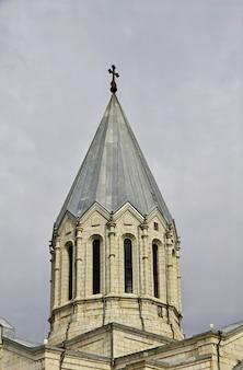 Cidade shushi em nagorno - karabakh, cáucaso