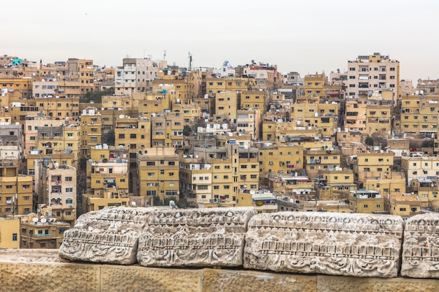 Cidade velha de amman