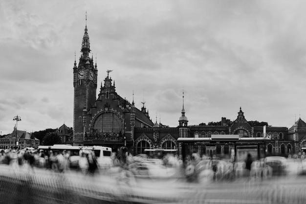 Cidade velha de gdansk.