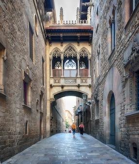 Cidade velha no centro da cidade