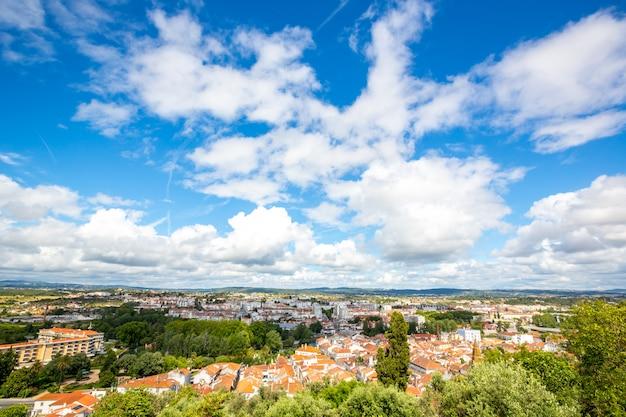 Cidade velha, tomar, portugal