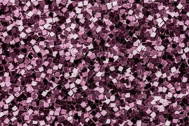Cima, de, cor-de-rosa, sequin, fundo
