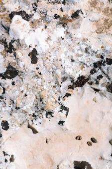 Cima, de, pedra, textura, fundo
