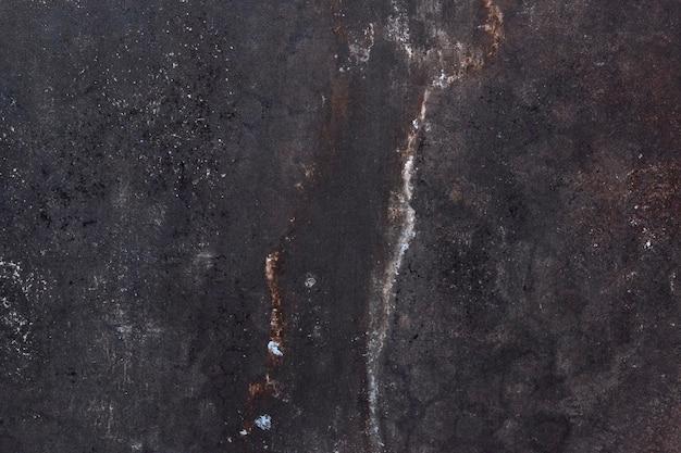 Cima, de, um, mármore, textured, parede