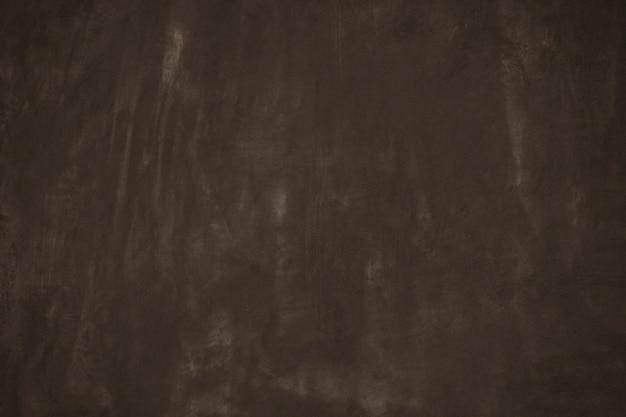 Cima, de, um, marrom, parede concreta