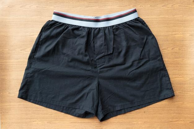 Cima, vista superior, de, sono, macho, calças
